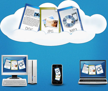 Get remote access to your files using Mothclouds data backup service